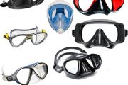 Snorkeling, Diving and Freediving: choose the right mask
