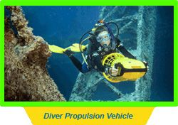 Diver Propulsion Vehicle