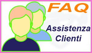 FAQ Assistenza Clienti