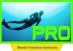 Master Freediver Instructor