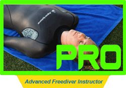 Advanced Freediver Instructor